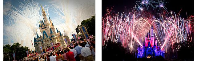 Independence Day at Walt Disney World Resort