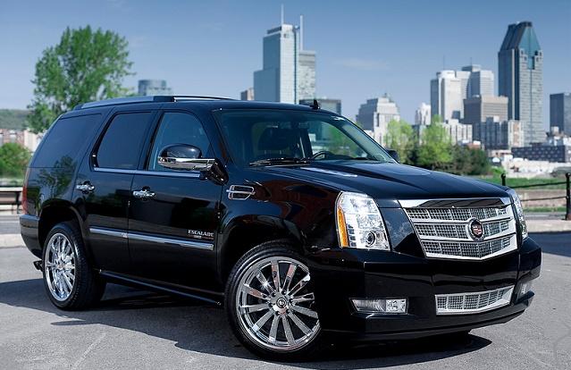 Cadillac SUV, Orlando Luxury Limo Service