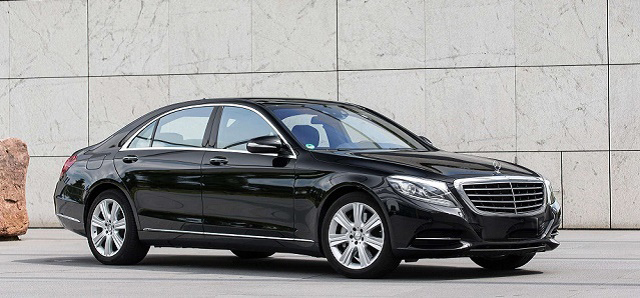 Mercedes S Class Luxury Transportation Service