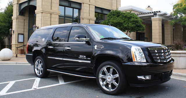 Cadillac Escalade Orlando Luxury Car Service