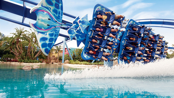 SeaWorld Park, Orlando  chauffeur services