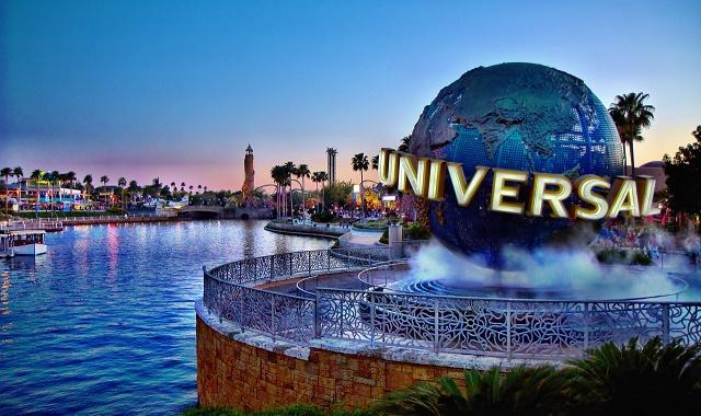 Universal Studios Florida limo service