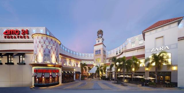 Orlando Premium Outlets – Vineland Ave  chauffeur services