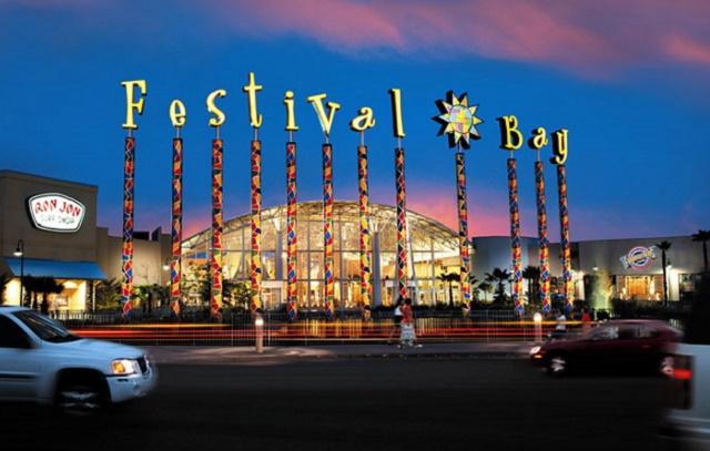 Festival Bay  Orlando Trasportation Limo and chauffeur service
