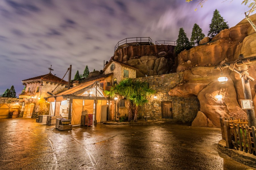 Seven Dwarfs Mine Train - new attraction
