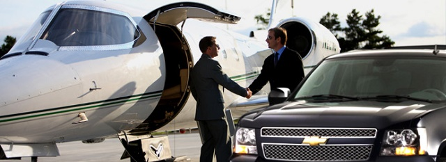 Orlando airport limo services.
